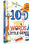 100 First Words for Little Genius