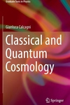 Classical and Quantum Cosmology (2017)