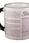 Disappearing Civil Liberties Mug