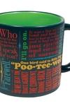 Last Lines of Literature Mug
