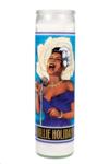 Billie Holiday Secular Saint Candle