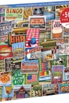 Snapshots of America 500 Piece Puzzle