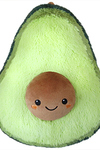 "Mini Avocado 7"" Plush"